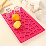 Dealglad® New Plastic Double Layers Hollow Draining Storage Rack Cups Dish Bowl Drain Compartment Tray Fruit Plate (Rose)