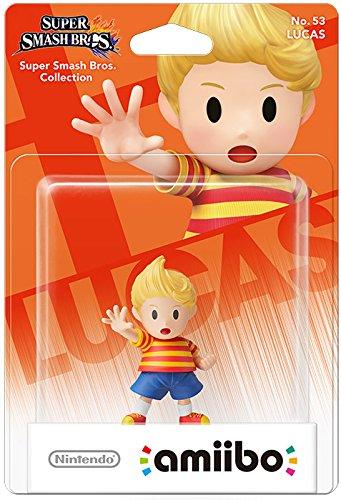 amiibo Smash Lucas, Figur