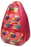 GloveIt Women's Dragon Fly Tennis Backpack