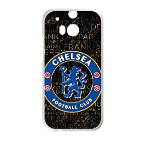 Chelsea Football Club Bestselling Creative Stylish High Quality Hard Case For HTC M8
