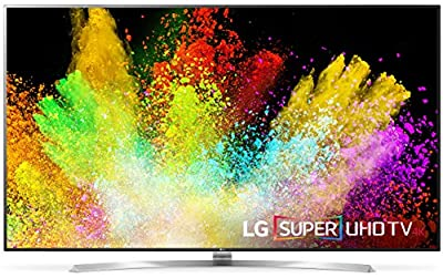 LG Electronics 75SJ8570 75-inch 4K Ultra HD Smart LED TV (2017 Model)