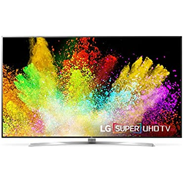 LG 75SJ8570 75 Super UHD 4K HDR Smart LED TV (2017 Model)