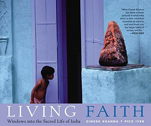The stunning photographs in Living Faith are the result of over a decade and a half of travel and observation. From the cities, small towns and villages of India -- a country of almost unparalleled diversity where every major religion of the world...