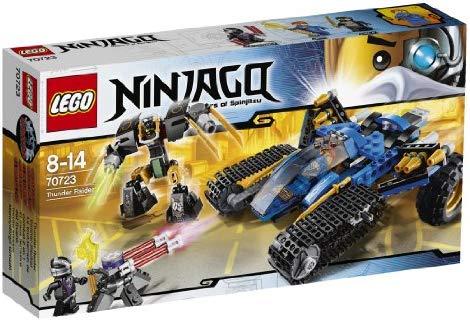 LEGO Ninjago - El Caza terrestre del Trueno, Juego de ...