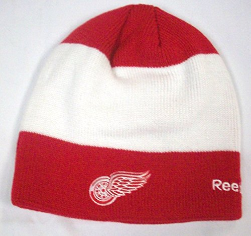 Detroit Red Wings Official Team Player Knit Hat