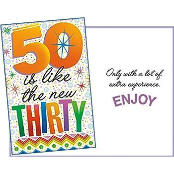 Amazon.com: American Greetings 50 es el nuevo fabulosa ...