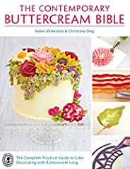Buttercream icing is the most delicious cake decorating medium, is very accessible and needs very little specialist equipment.         This essential guide demonstrates more than 50 innovative techniques via easy to follow ste...