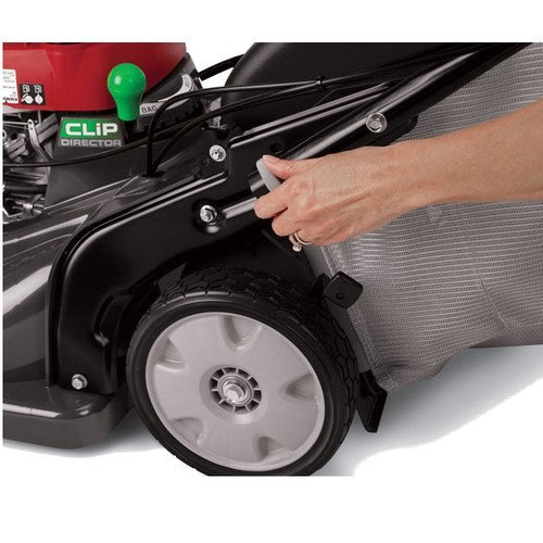 Honda HRX217K5VKA 187cc Gas 21 in. 4-in-1 Versamow System Lawn Mower with Clip Director and ...