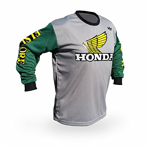 Reign VMX Honda Elsinore Vintage Style Motocross Jersey ()