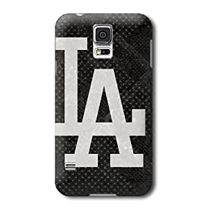 MLB Los Angeles Dodgers Samsung Hard Case Covers,Durable Design Protector For Samsung Galaxy S5