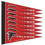 Atlanta Falcons NFL Mini Pennant Set (8)