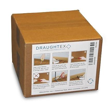 DraughtEx - 8mm Width - 40 Metre Roll: Amazon co uk: DIY & Tools