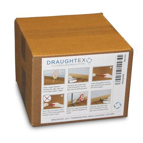 DraughtEx - 8mm Width - 40 Metre Roll DXS40-8MM