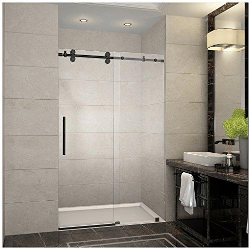 48 glass shower door - 9