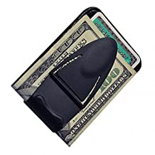 Money Clamp Geneva Black Matte Black With RFID Wallet 2510012135