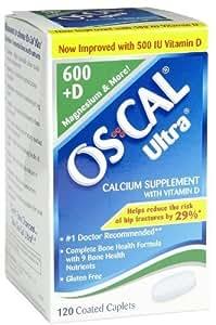Oscal Ultra Calcium 600 mg Plus Tabs by Glaxosmithkline Consumer