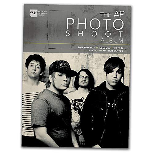 AP Photo Shoot Album 1.3 - Fall Out Boy