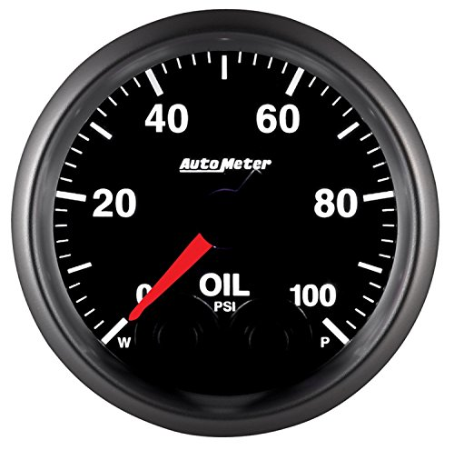 - Auto Meter 5652 Elite Series Oil Pressure Gauge