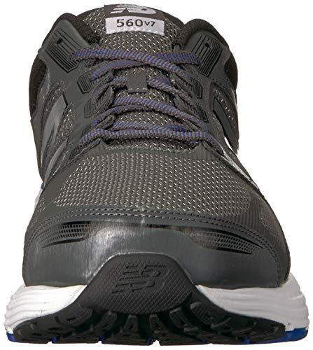 Demping grijs loopschoenen heren New voor Balance M560v7 Zx15wnY6qS