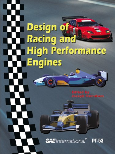 Design of Racing and High Performance Engines [PT-53] (Progress in Technology)