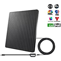 ROCAM HD Indoor Digital Long Range 65+ Miles TV Antenna