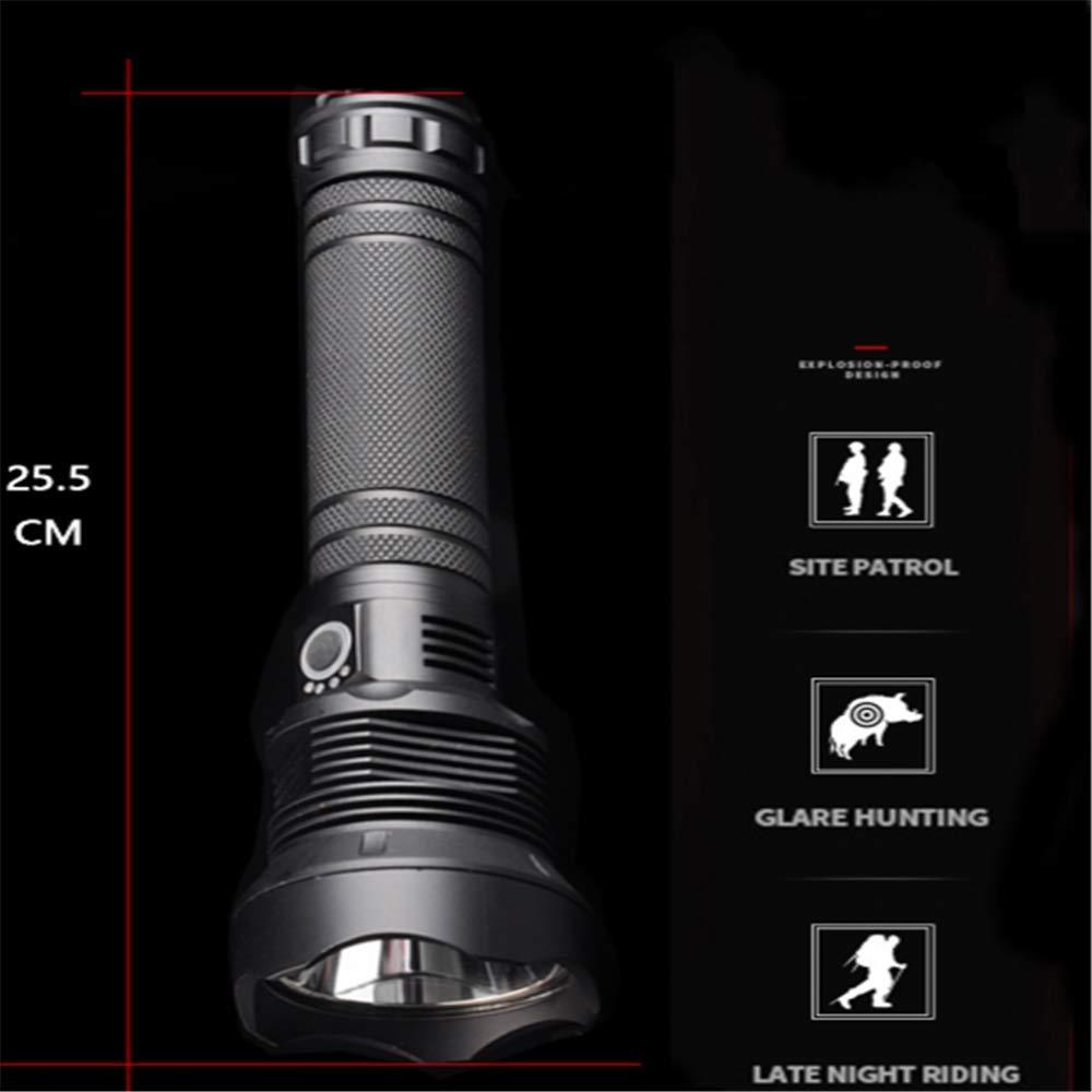 120000 Lumens Xhp70.2 Most Powerful Led Flashlight Usb Tactical Flashlight 18650 Or 26650 Rechargeable Battery Flashlight