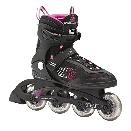 UPC 886745109075, K2 Skate Women's Kinetic 80 Inline Skates, 7