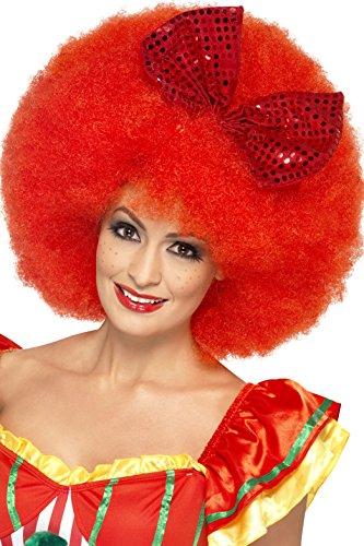 Smiffys Mega Afro Clown Wig -