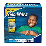 Health & Personal Care : Goodnites Bedwetting Solutions Underwear for Boys 60-125lbs
