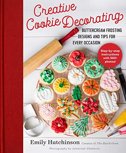 (Creative Cookie Decorating: Buttercream Frosting Designs and Tips for Every Occasion)