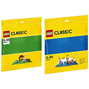 Lego Green Baseplate, Multi Color...