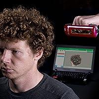 XYZ Printing Escáner 3D portátil portátil 3D Scanner 1.0 A ...