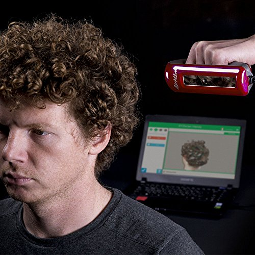 XYZ Printing Escáner 3D portátil Handheld 3D Scanner 1.0 A ...