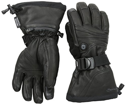 Seirus Innovation Women's Heat Touch Ignite Glove, Small, Black