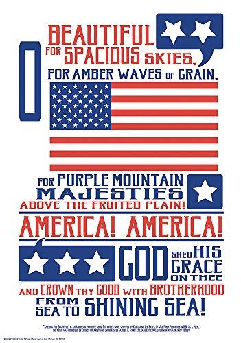 Eureka America 13''x19'' Posters (837089) by Eureka School