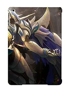 Perfect Fit IqkfkPR22kkImX Angel And Giant Armored Warrior Case For Ipad Air With Appearance