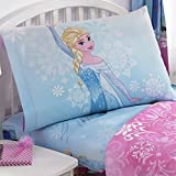 Disney Frozen Elsa Full Bedding Sheet Set
