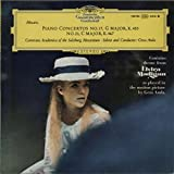 Mozart: Piano Concerto No. 17, G Major, K. 453; No. 21, C Major, K. 467 (Contains Elvira Madigan Theme) / Camerata Academica of the Salzburg Mozarteum, Soloist and Conductor: Geza Anda