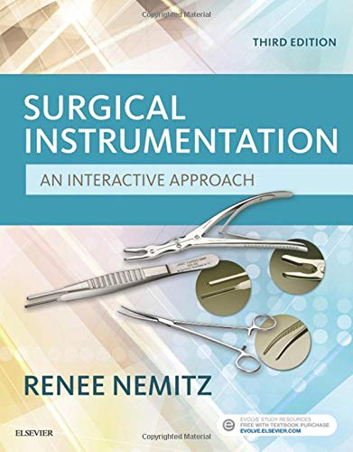 Surgical Instrumentation: An Interactive Approach by Saunders