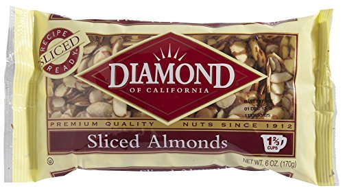 (Diamond Slices Almonds, 6 oz)