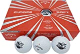 Flying is Freedom Callaway Chrome Soft Golf Balls (Sleeve of 3)