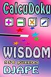 CalcuDoku Wisdom, Djape, 1493710796