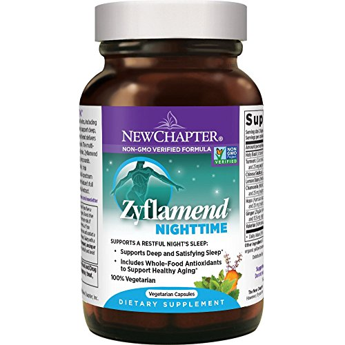 New Chapter Zyflamend Supplement Vegetarian