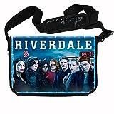 Riverdale TV Show Stylish Messenger Bag/Lap Top Bag (15 x 11) Inches [MB] Riverdale-1
