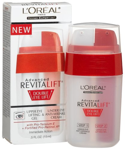 L'Oréal Paris avancée RevitaLift Eye Lift Double, 0,5 once