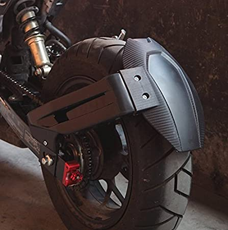 Amazon.com: cfusmoto motocicleta rueda trasera Fender ...