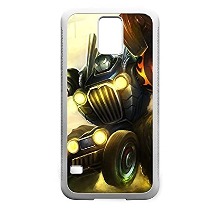 Amazon.com: Blitzcrank-001 League of Legends LoL Case For ...