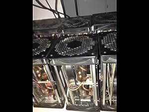 60 GH/s ASIC Bitcoin Miner - Single