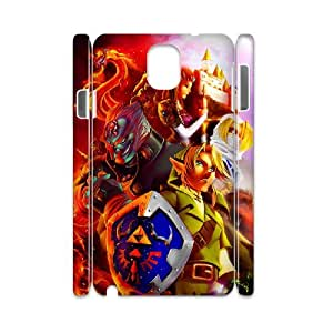 The Legend of Zelda theme pattern design For Samsung Galaxy Note 3 N9000(3D) Phone Case