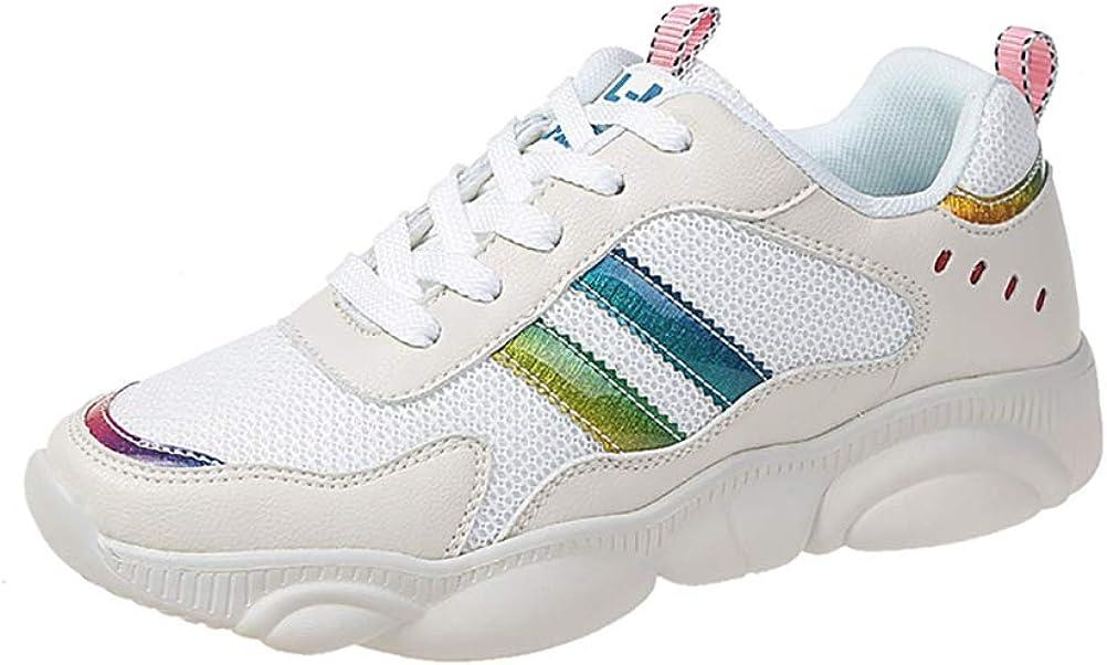 Zapatillas de deporte para mujer Zapatos para correr ocasionales ...